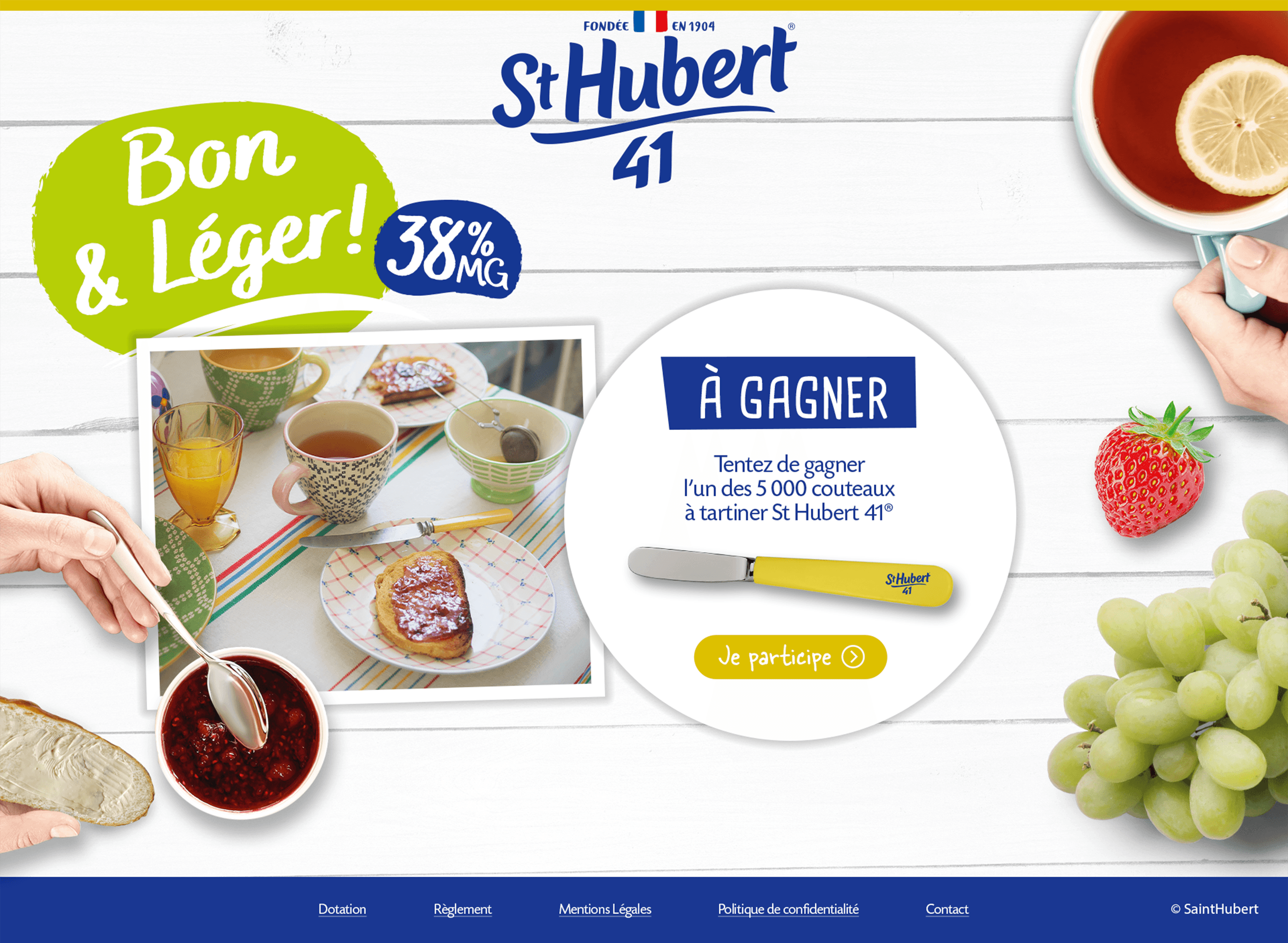 St Hubert 41 page accueil